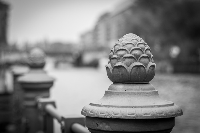 More Railing-Post Heads at River Spree