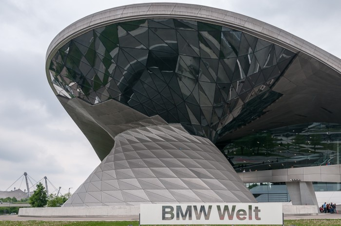 Toys for boys - BMW World in Munich